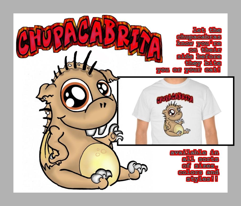 Zazzle-ad-CHUPACABRITA-shirt2