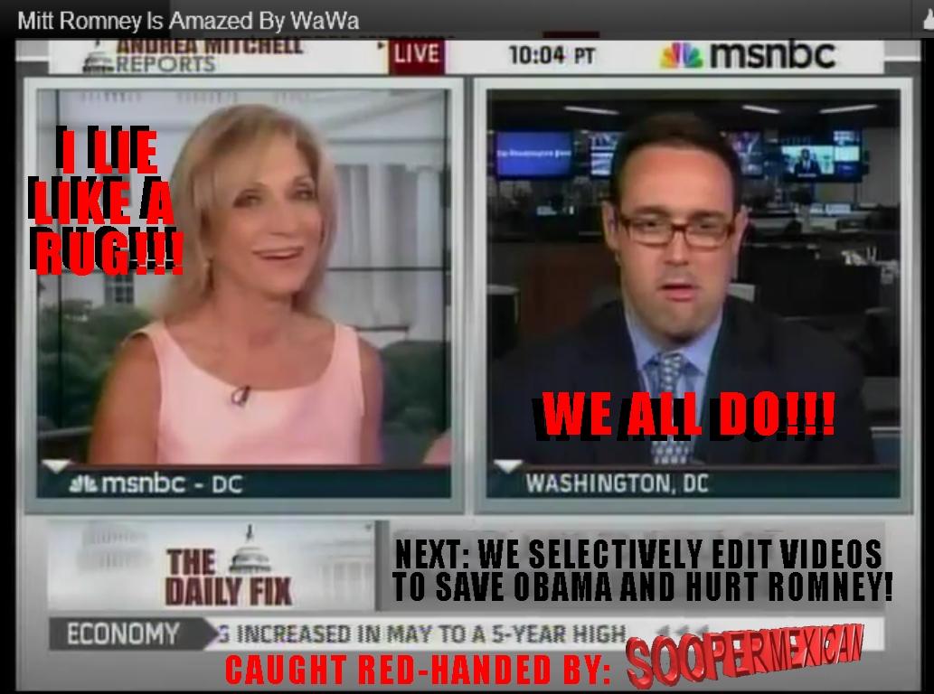 liberal lying media