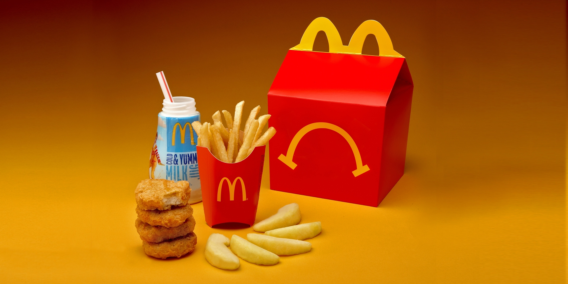 Not Even Your McDonald's Happy Meal is Safe From Ridiculous