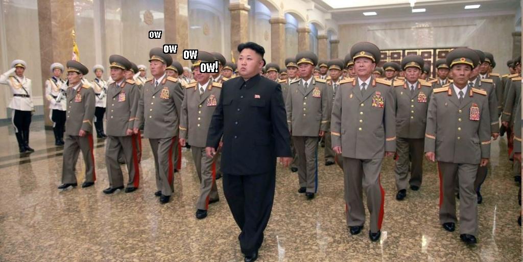 Kim jong il-ow
