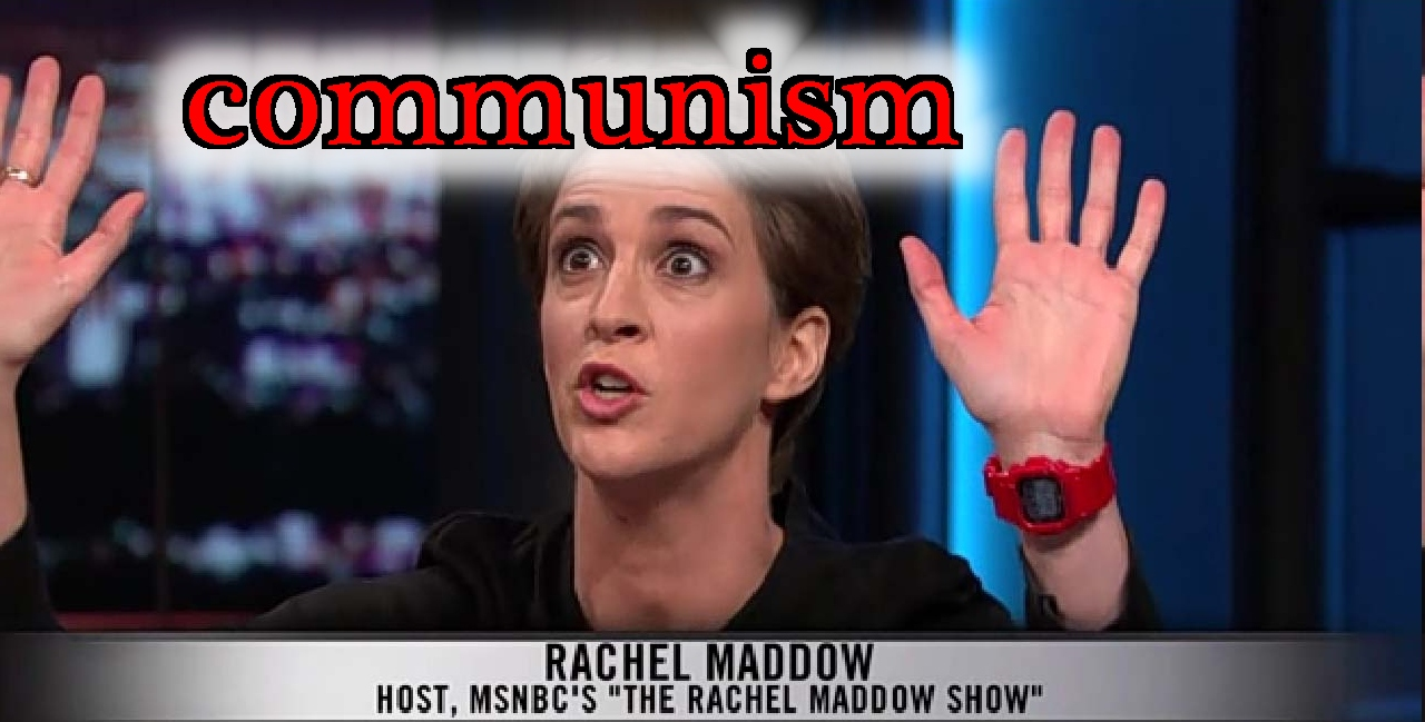 Rachel-maddow-communism