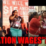Starvation wages fight for 15