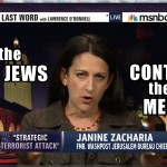 janine zacharia-jews