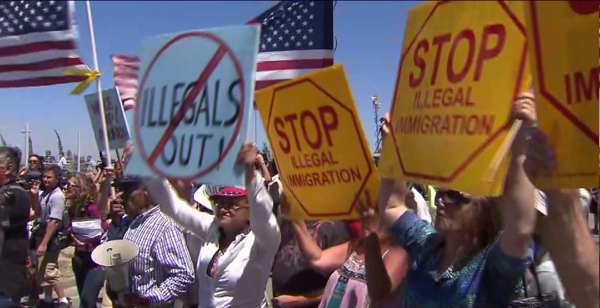 con illegal immigration Today's must-read immigration reform news april 9, 2018 in english and  wall  street journal trump takes steps to tighten rules on illegal immigration   noticiero univision madre asiste a cita con inmigración para.