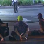 ferguson arrests