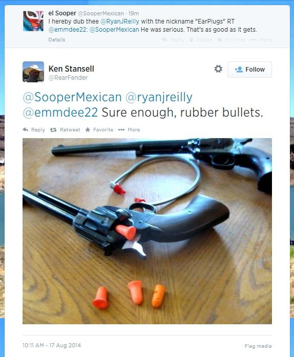 rearfender-rubber bullets
