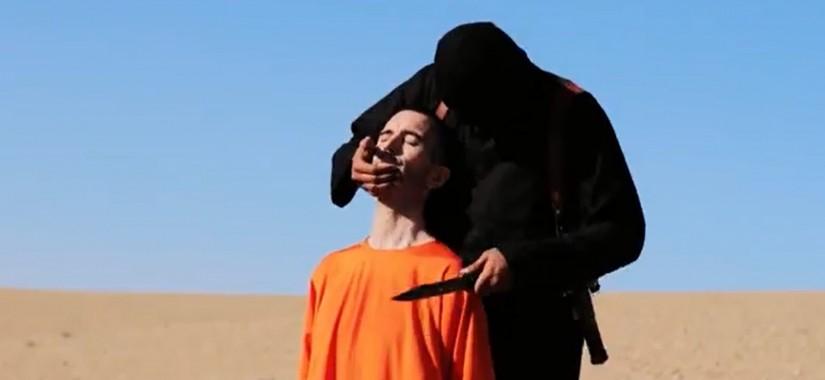 David haines beheading-1a