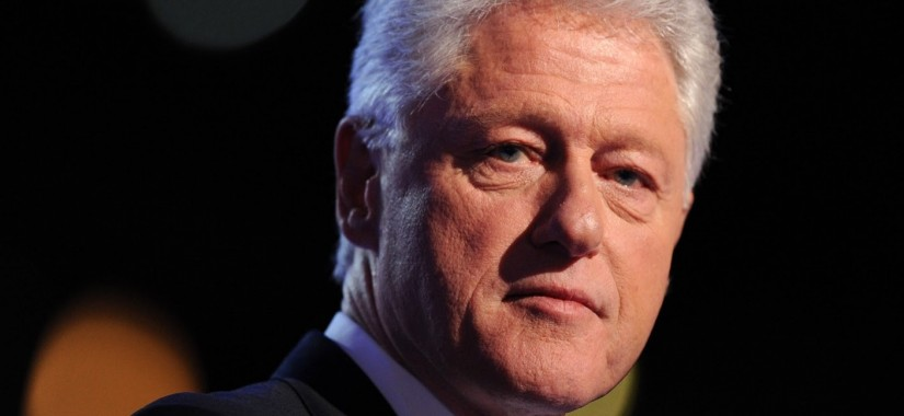 bill clinton wide