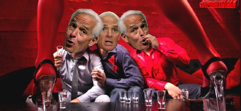 charlie crist - strip club-1