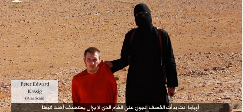 peter edward kassig  ISIS beheading