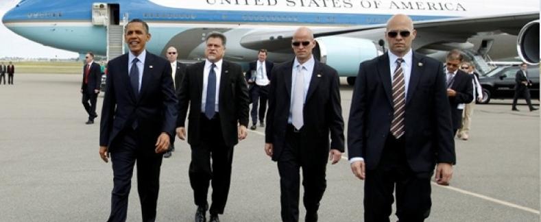 obama secret service TRS