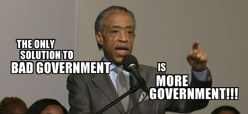 al sharpton-GOVERNMENT
