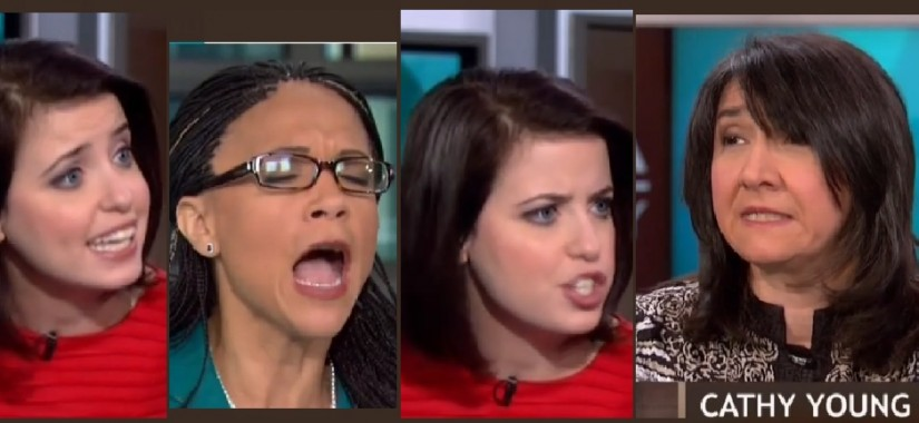 Melissa harris perry irin attack