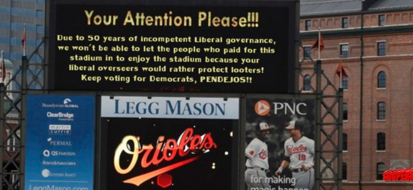 orioles field sign-pendejos-d
