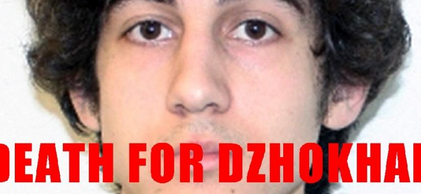 Djokhar tzarnaev-DEATH