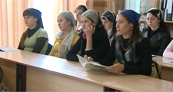 chechen girls muslim