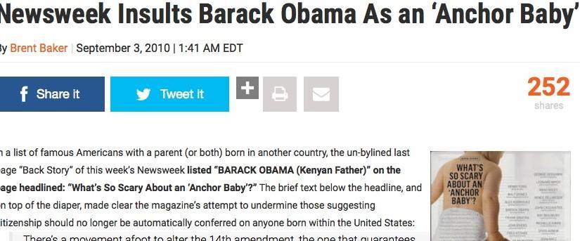 obama anchor baby