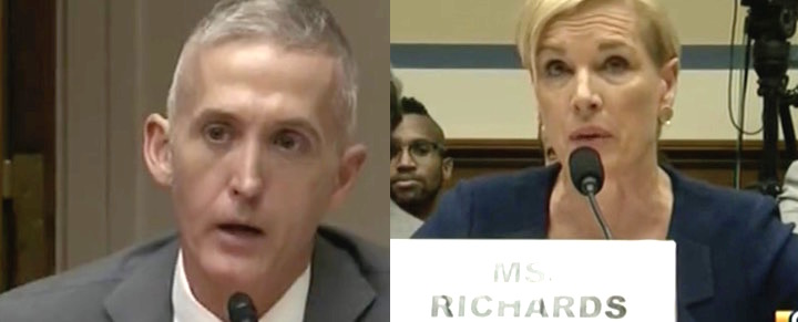 gowdy cecile richards planned parenthood