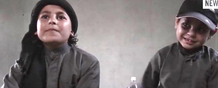 terrorist kids of al nusra