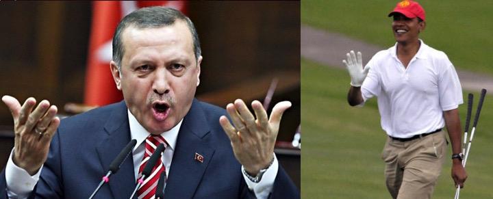 erdogan obama golf 01